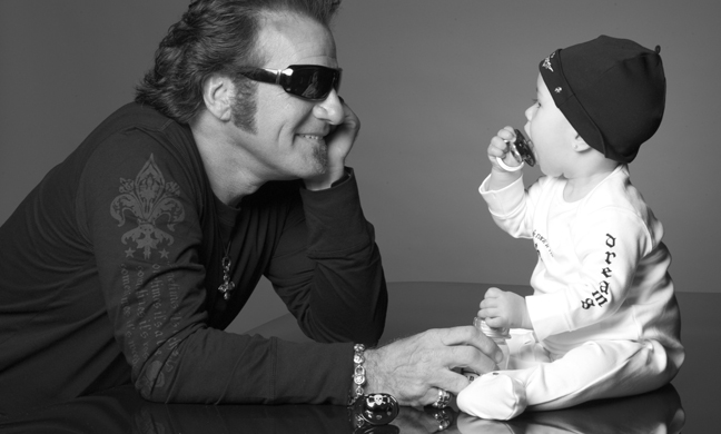 Tico Torres of Bon Jovi - Rock Star Baby