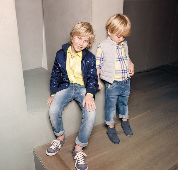 Aston Martin Designer Childrenswear at Superkids & Co